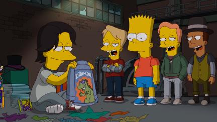El D 237 A En Que Springfield Se Enroll 243 The Simpsons