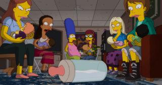 El Día En Que Springfield Se Enrolló