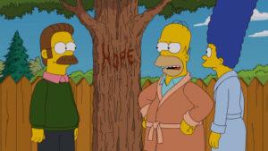 Un Árbol Crece En Springfield