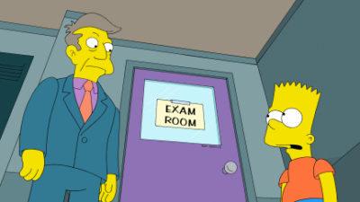 Un Examen Antes De Esforzarse