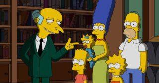 Estreno de Los Simpson en Norteamérica: Monty Burns' Fleeing Circus