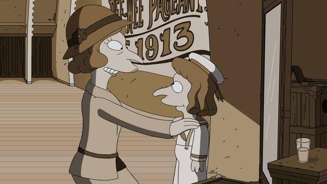 """Imagen promocional de la temporada 28 de Los Simpson: """"Monty Burns' Fleeing Circus"""""""