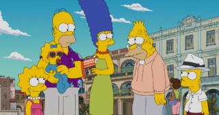 Estreno de Los Simpson en Norteamérica: Havana Wild Weekend