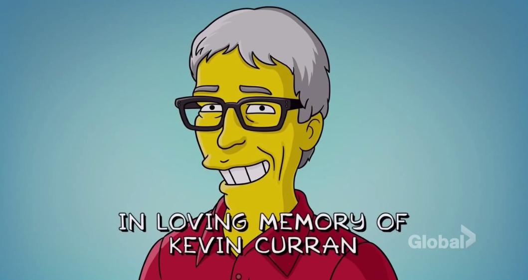 En memoria de Kevin Curran