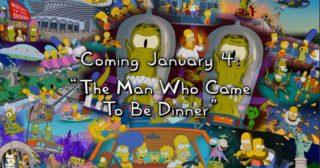 El Hombre Que Vino A Ser La Cena