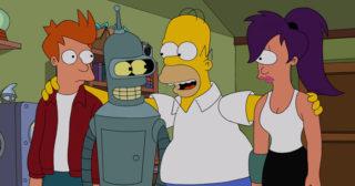 Estreno de Los Simpson (y Futurama) en España: Simpsorama (26x06)