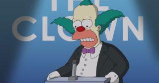Estreno de Los Simpson en España: Clown In The Dumps (26x01)
