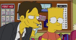 Estreno de Los Simpson en España: Blazed And Confused (26x07)