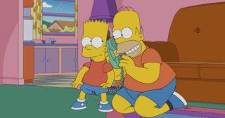 Estreno de Los Simpson en España: Bart's New Friend (26x11)