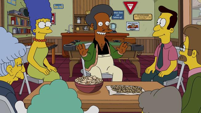 Los Simpson - Temporada 26 - Policía Del Cielo