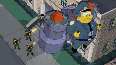 Policía Del Cielo