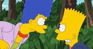Estreno de Los Simpson en España: Peeping Mom (26x18)