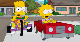 Estreno de Los Simpson en España: The Kids Are All Fight (26x19)