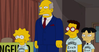 Estreno de Los Simpson en España: Mathlete's Feat (26x22) - ¡Terminamos la temporada!