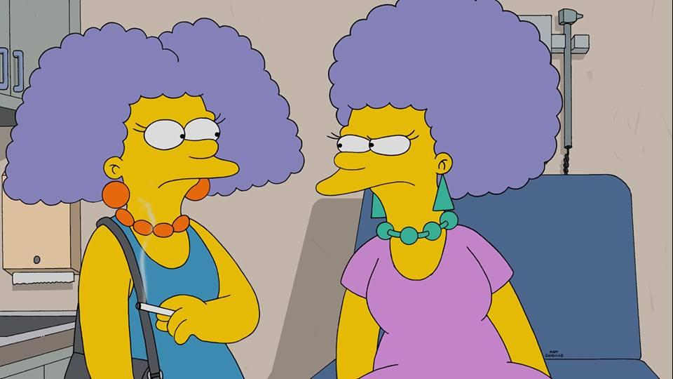 """Imagen promocional de la temporada 27 de Los Simpson: """"Puffless"""""""
