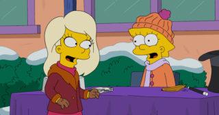 Estreno de Los Simpson en España: Friend With Benefit (27x06)