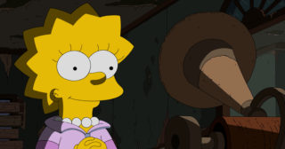 Estreno de Los Simpson en España: 'Paths Of Glory (27x08)