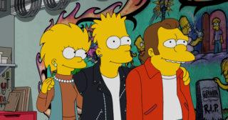 La temporada 27 de Los Simpson empieza en España este domingo