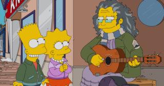 Estreno de Los Simpson en España: Gal Of Constant Sorrow (27x14)