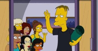 Estreno de Los Simpson en España: Love Is In The N<sub>2</sub>-O<sub>2</sub>-Ar-CO<sub>2</sub>-Ne-He-CH<sub>4</sub> (27x13)