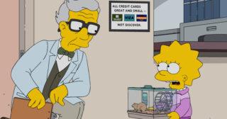 Lisa, La Veterinaria