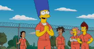 Estreno de Los Simpson en España: Orange Is The New Yellow (27x22)