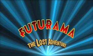 Futurama: La Aventura Perdida