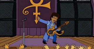 Al Jean desvela dos páginas del episodio de Los Simpson con Prince que no llegó a hacerse