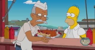 Estreno de Los Simpson en España: «Fatzcarraldo» (28×14)