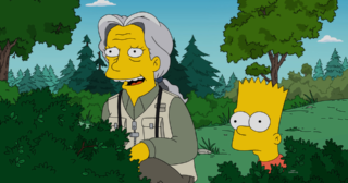 Estreno de Los Simpson en Norteamérica: Looking For Mr. Goodbart