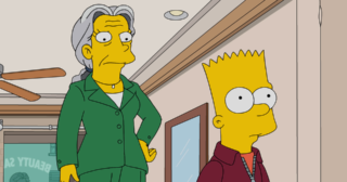 Estreno de Los Simpson en España: «Looking For Mr. Goodbart» (28x20)