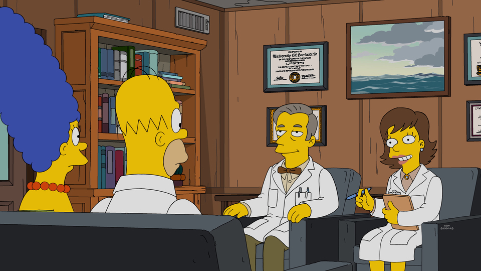 "Imagen promocional de la temporada 28 ""Kamp Krustier"""