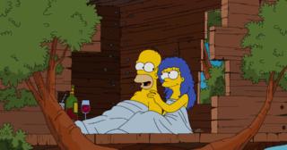 Estreno de Los Simpson en España: «Kamp Krustier» (28x16)
