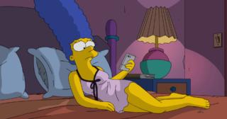 Estreno de Los Simpson en España: «Moho House» (28x21)