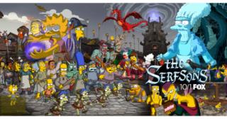 Comienza la temporada 29 de Los Simpson con el estreno de The Serfsons