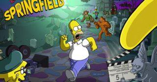 Nuevo evento en Los Simpson: Springfield - Halloween 2016