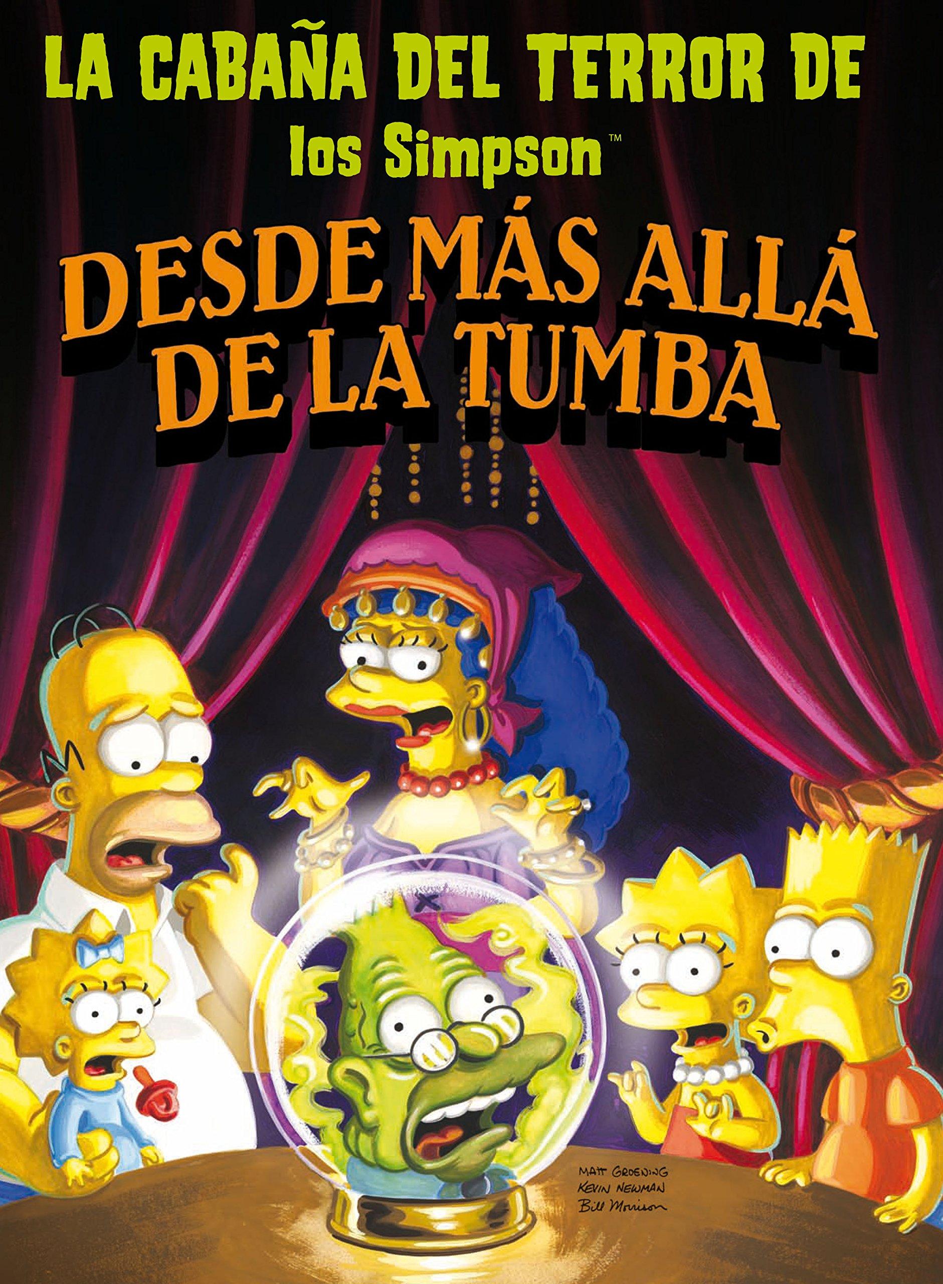 Los Simpson: Desde más allá de la tumba