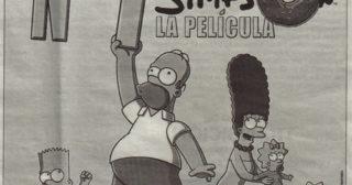 Los Simpson, La Película supera los 500 millones
