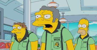 """Estreno de Los Simpson en Norteamérica: """"Singin' In The Lane"""" (29x07)"""