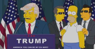 ¿Predijo Los Simpson la llegada a la presidencia de Donald Trump?