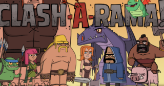 Clash-A-Rama!, nueva webserie de productores de Los Simpson y el estudio de Futurama (Actualizada)