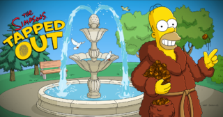 Nuevo minievento en Los Simpson: Springfield - Homer, El Hereje