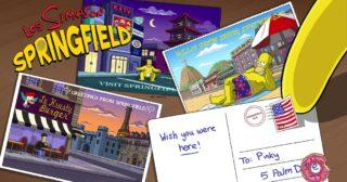 Nuevo evento en Los Simpson: Springfield - Viajes