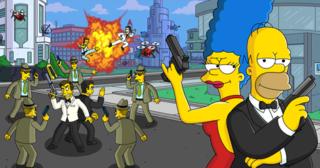 Nuevo evento en Los Simpson: Springfield - Agentes secretos