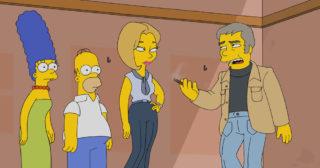 """Estreno de Los Simpson en Norteamérica: """"Homer Is Where The Art Isn't"""" (29x12)"""