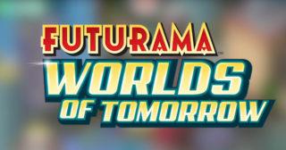 Teaser trailer de Futurama: Worlds of Tomorrow con animación nueva