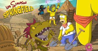 Nuevo evento en Los Simpson: Springfield - Tostadora que viaja en el tiempo