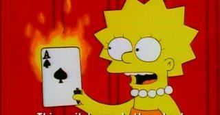 Una habitación roja, un sueño y la duradera conexión entre Los Simpson y Twin Peaks