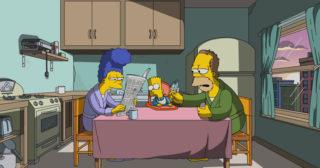 Estreno de Los Simpson en España: «3 Scenes Plus A Tag From A Marriage» (29x13)
