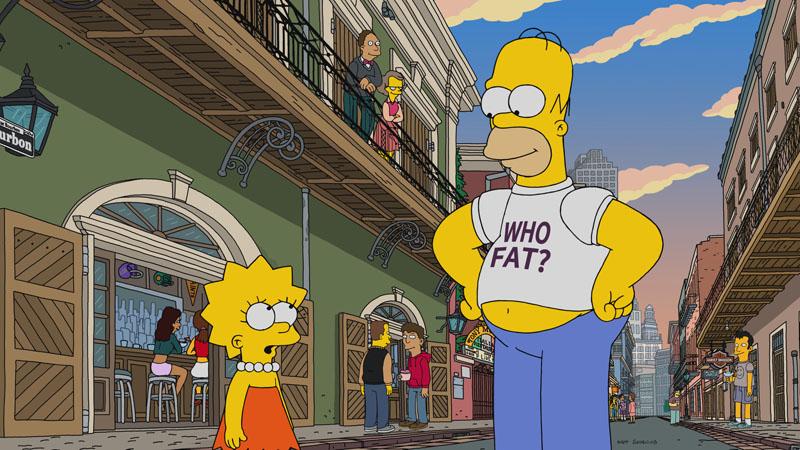 """Imagen promocional de la temporada 29 de Los Simpson: """"Lisa Gets The Blues""""."""